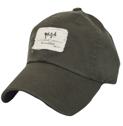 Coastal Cotton Clothing - Hats - Moss Signature Cap