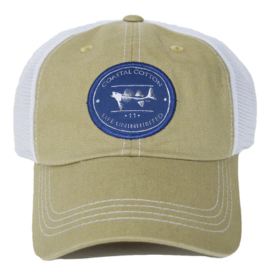 Coastal Cotton Clothing -  - Tan Trucker