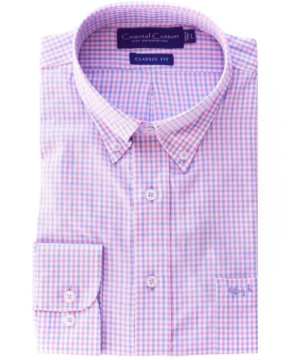Coastal Cotton Clothing - Sport Shirt - Charleston Oxford