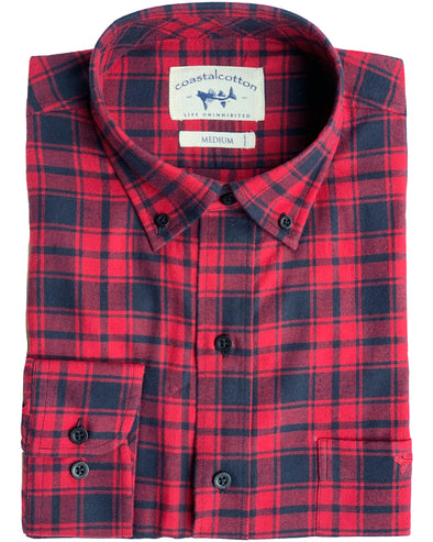 Classic Red Flannel