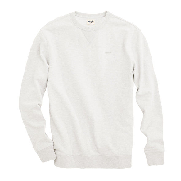 Coastal Cotton Clothing - Crew Neck - Dawn Blue Crew Neck