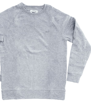 Cement Crew Neck Sweatshirt