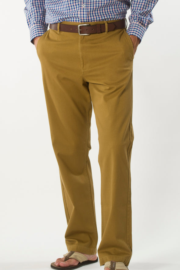 Coastal Cotton Clothing - Field Pant - British Khaki Field Pants