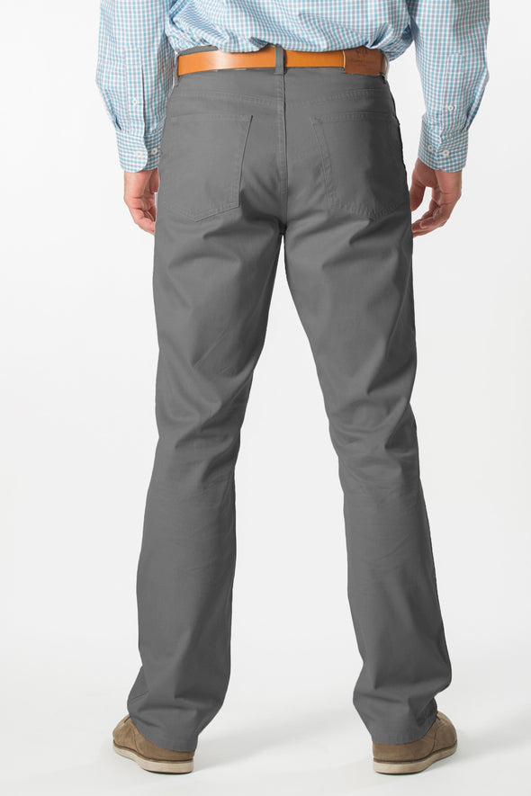 Coastal Cotton Clothing - FIve Pocket Pants - Pebble Twill 5 Pocket