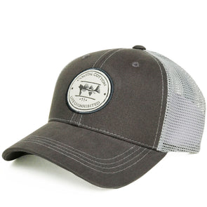 Coastal Cotton Clothing -  - Graphite/Grey Structured Trucker