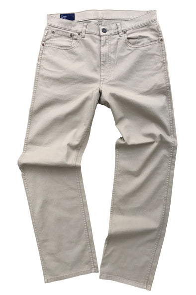 Khaki Twill 5 Pocket