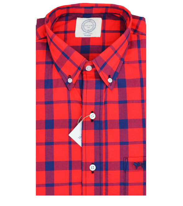 Coastal Cotton Clothing - Wovens - Newport Plaid