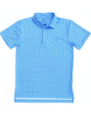 Marina Tropic Performance Polo