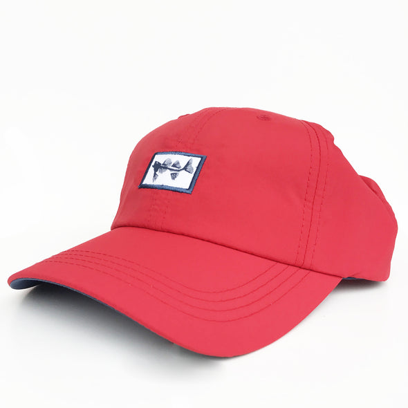 Coastal Cotton Clothing -  - Red Nylon Cap