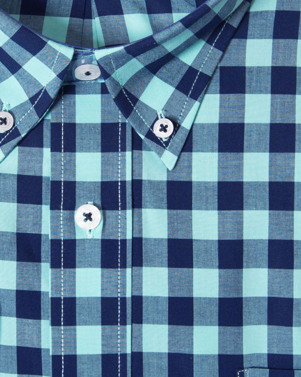 Coastal Cotton Clothing - Sport Shirt - Seawater Stretch Fabric