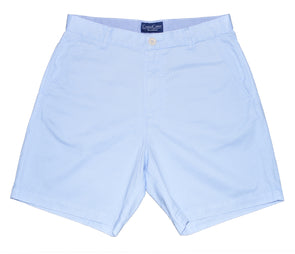 Coastal Cotton Clothing - Shorts - Sky Blue Island Short