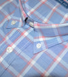 Coastal Cotton Clothing - Sport Shirt - Slate Check