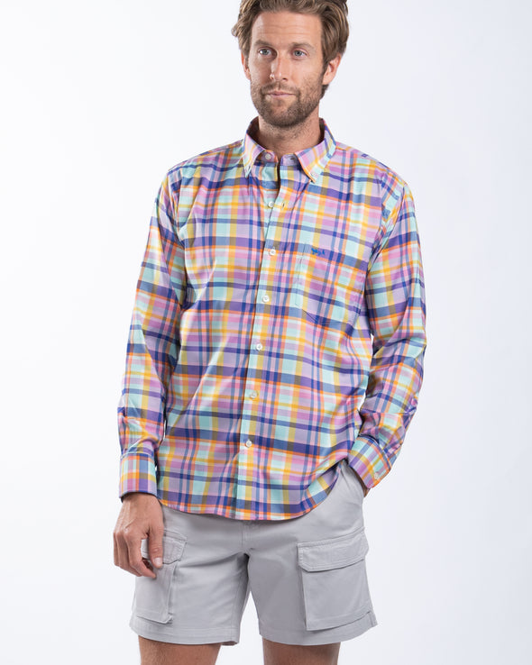 Surf Side Twill Long Sleeve