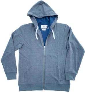 Coastal Cotton Clothing - Sport Shirt - Full Zip Hoodie