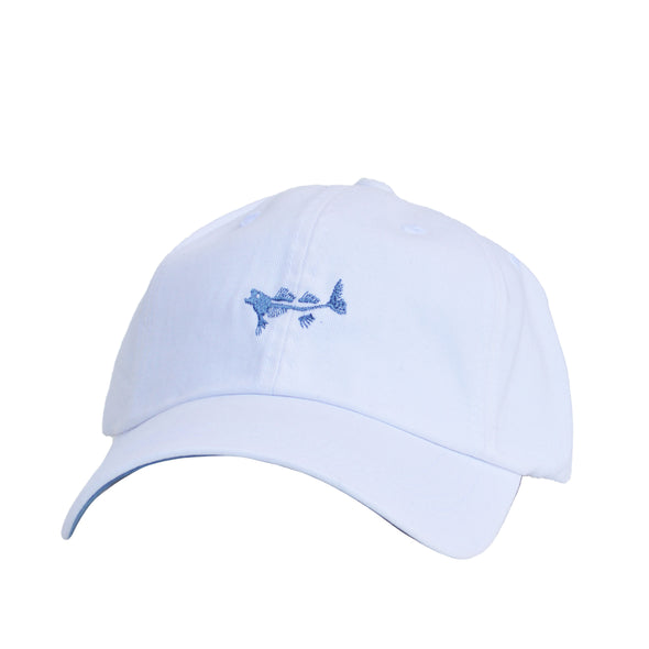 Coastal Cotton Clothing - Hats - White Twill Cap