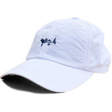 White Nylon Cap