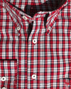 Coastal Cotton Clothing - Sport Shirt - Red Check