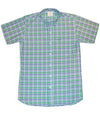 Coastal Cotton Clothing - Wovens - Aqua Reef