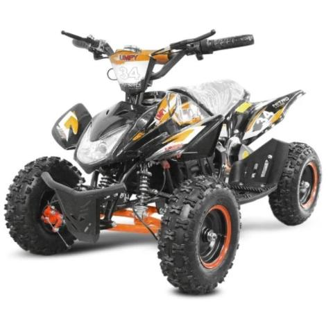 Quad Enfant Jumpy 800 watts 36 volts