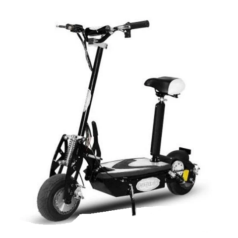 Trottinette TORNADO adulte avec selle pliable 1000 watts 48 volts
