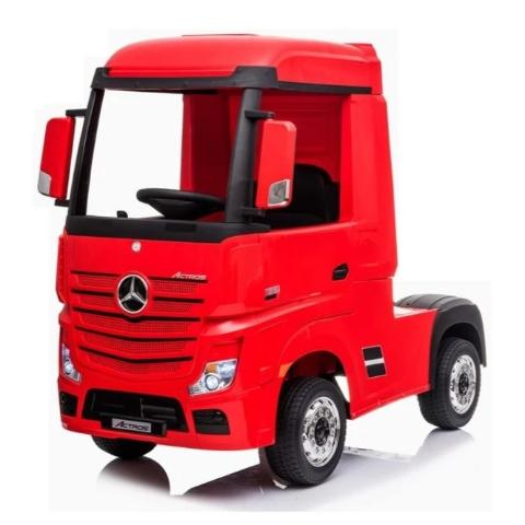 Camion Mercedes ACTROS Rouge