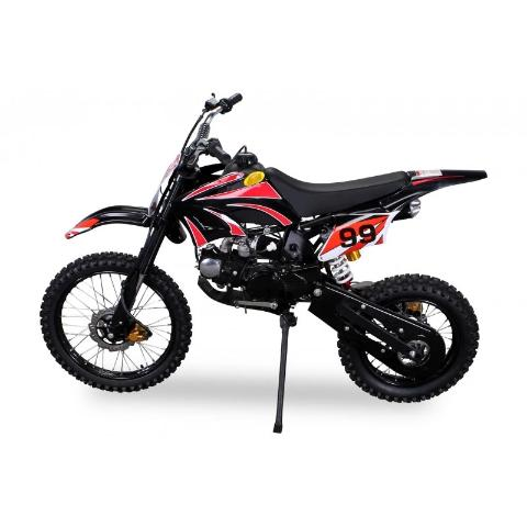 Moto Dirt Bike JC 125 cc