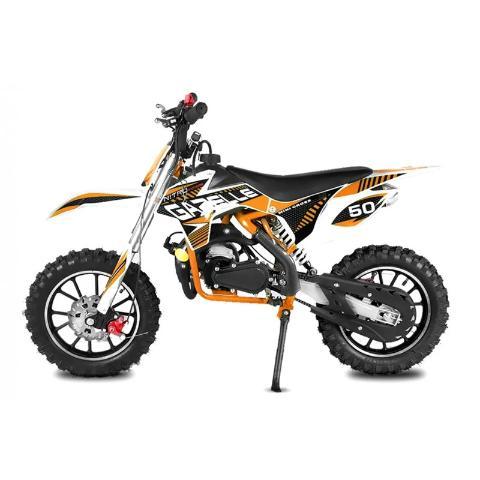 Moto Dirt Bike Cross 50 cc Gazelle