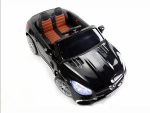 Mercedes SL 65 AMG 12 volts monoplace