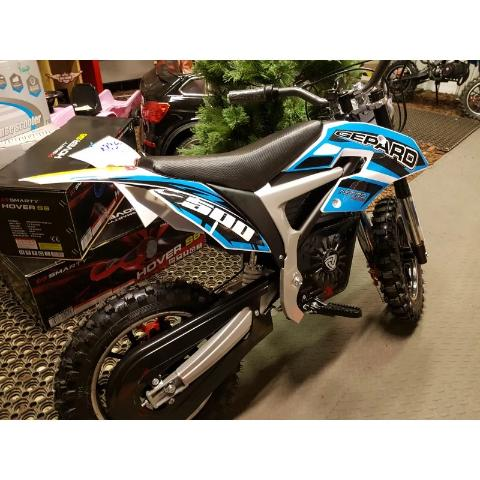 Moto Cross Électrique Gepard 500 watts 24 volts
