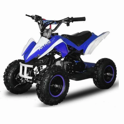 Mini Quad 50 cc Carbon