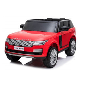 Range Rover Ultime Rouge