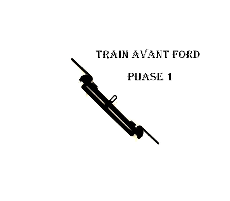 Train avant Ford Ranger Wildtrak version 12 ou 24 volts