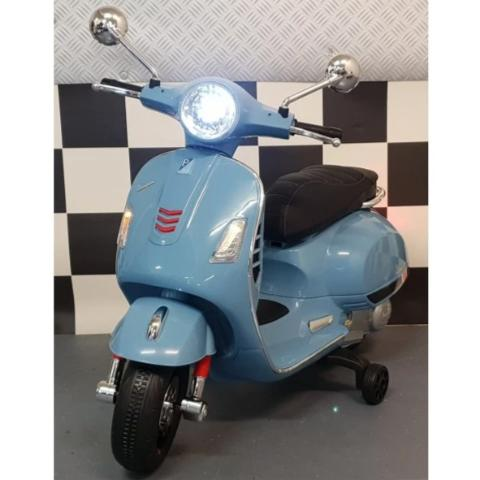 mini Vespa enfant 12 volts
