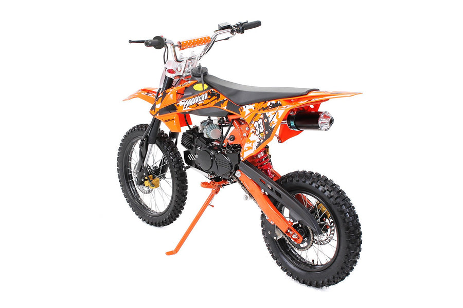 Moto dirt bike 125cc ABPredator 4 temps