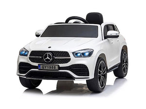 Mercedes GLE 12 volts monoplace Full