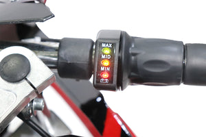 Moto GP Tribo 1060 watts 3-speed 36 volts