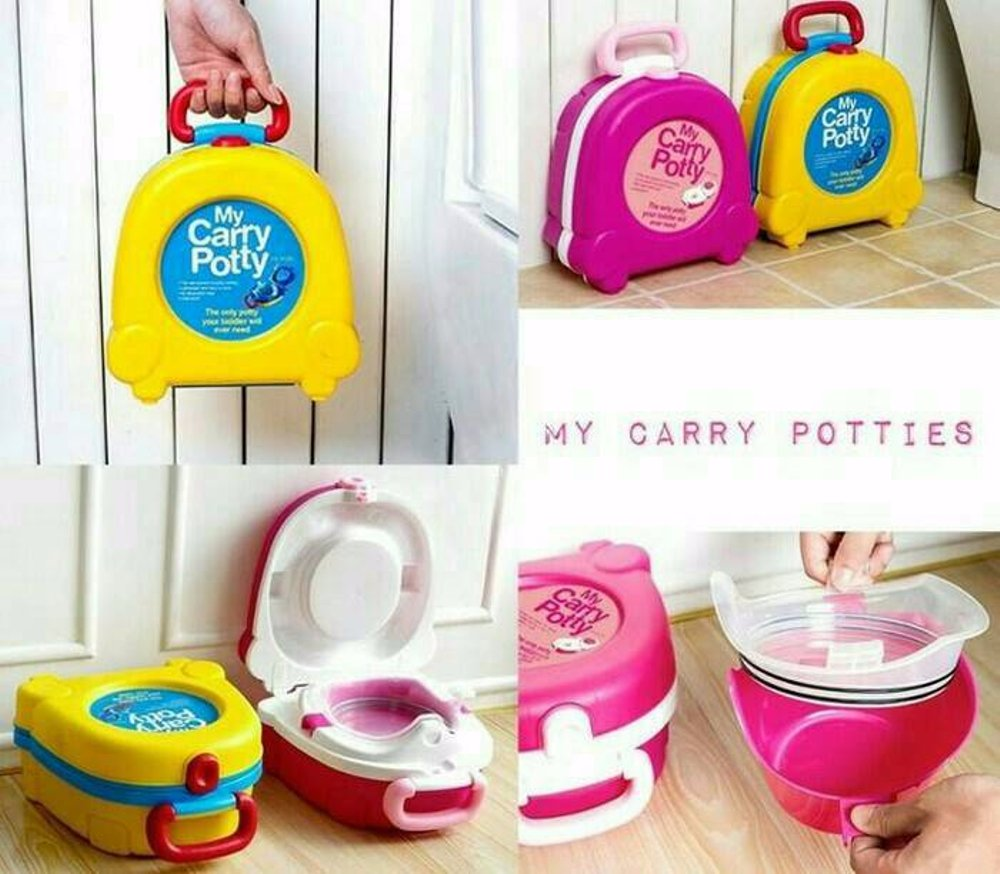 My Carry Potty - Pelela Portatil - Tienda Mish!