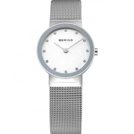 Bering Ladies Steel Classic Watch 10126-000
