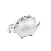 Silver Plated Dinosaur Money Bank 2842