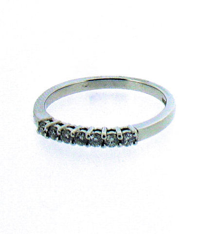 Diamond White Gold Ring 8218