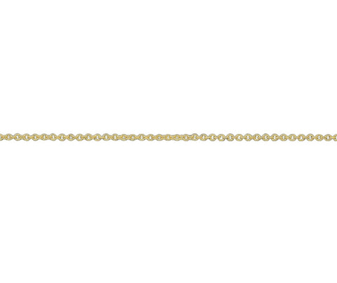 9ct Yellow Gold 18