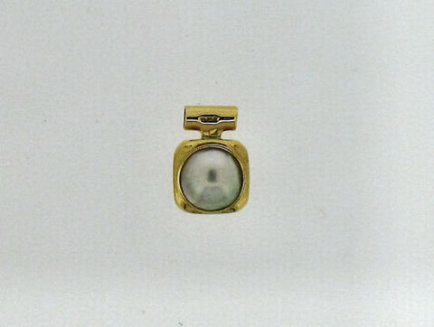 Pearl and Gold Pendant PT2141