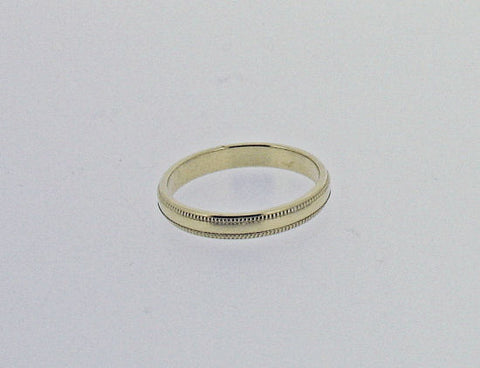 18ct Yellow Gold Wedding Ring RB426A