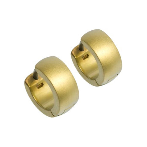 Titanium (Lemon) Hoops E327.52V