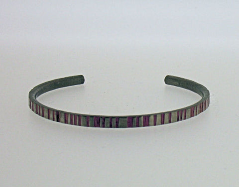 Titanium (pink) Bangle T131