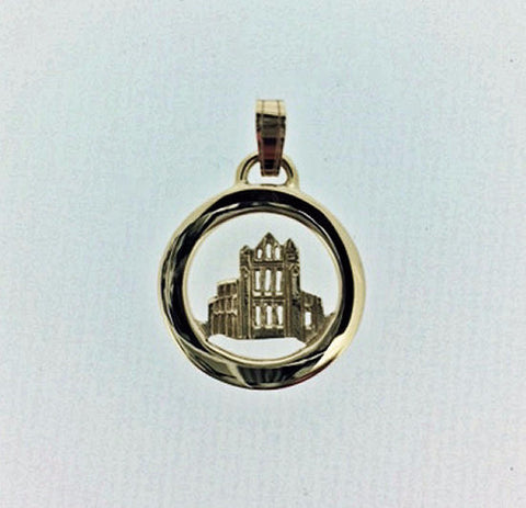 Abbey 9ct Gold Pendant NP549
