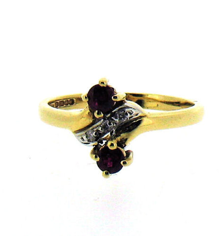 Ruby & Diamond Ring NO61