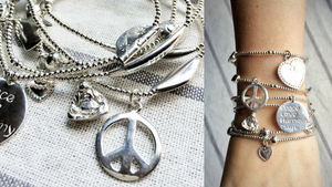 The Making of Good Charma: The Peace Bracelet