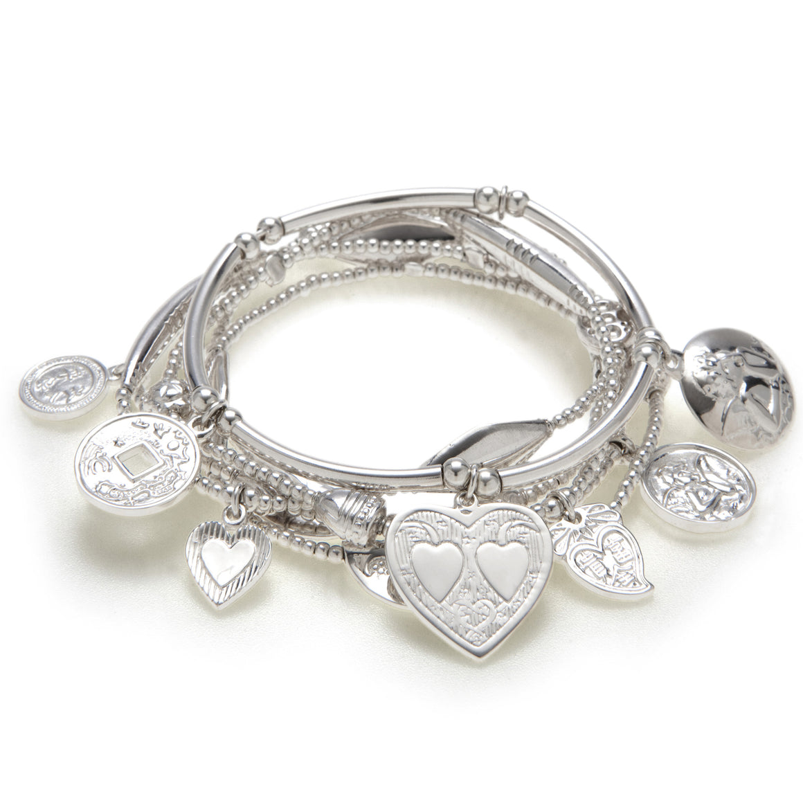 "Angel ""LUCKY"" Bracelet 6-Stack"