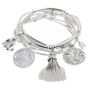 Inspiration 6-Bracelet Set - Good Charma